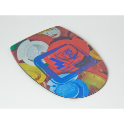 MOUSE PAD OVAL